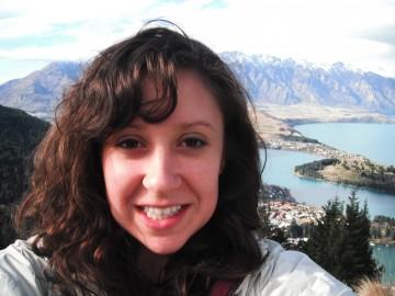Cassandra Cummings | Master Graduate (2016)