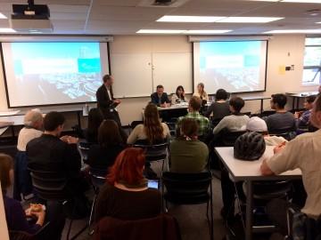 SCARP Dialogue on Municipal Water Policy
