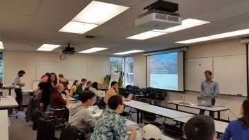 Noon Hour Lecture: David Dunkley on Metro Vancouver's Water System
